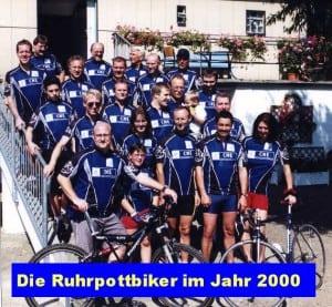 TEAMFOTO 2000 mit Text