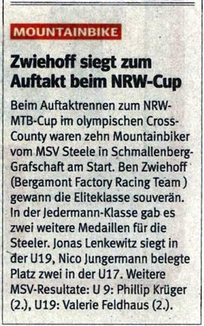 NRW-Cup