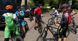 Ruhrpottbiker radeln für den Klimaschutz
